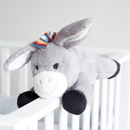 ZAZU Don - Kuscheltier Esel mit Herzschlagsimulation