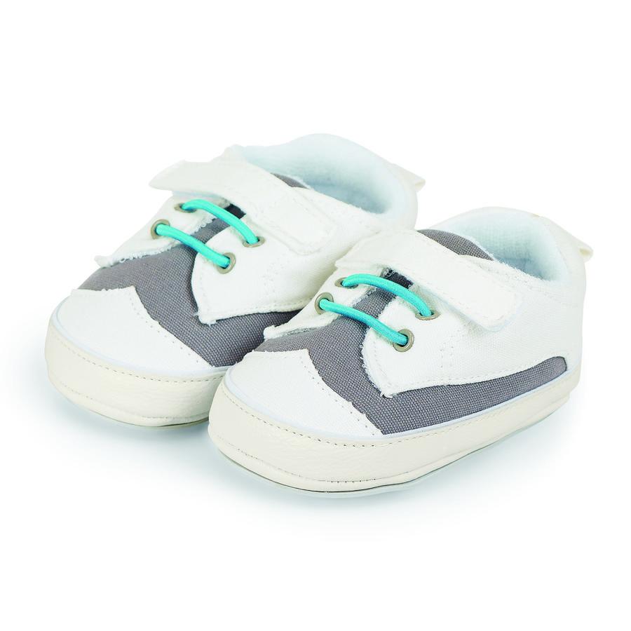 Sterntaler Boys Baby-Schuh steingrau