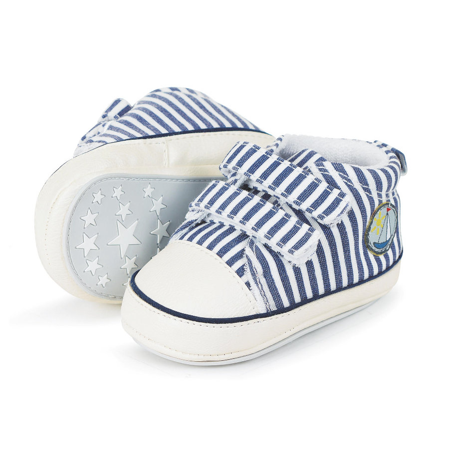 new products 08083 da490 Sterntaler Boys Baby-Schuh marine