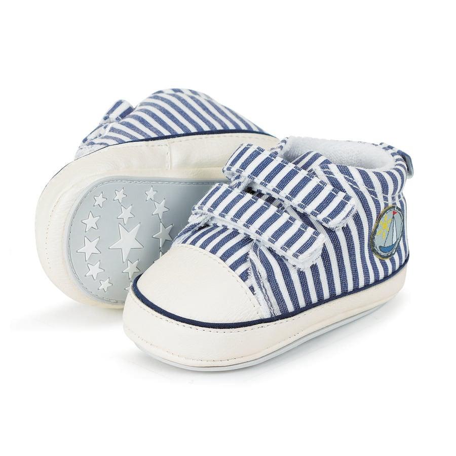 Sterntaler Boys Calzado de bebé azul marino