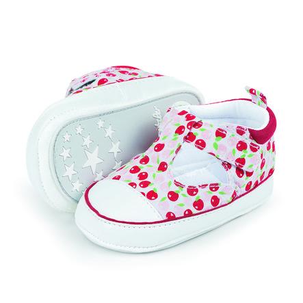 Sterntaler Girls Baby-Schuh weiß