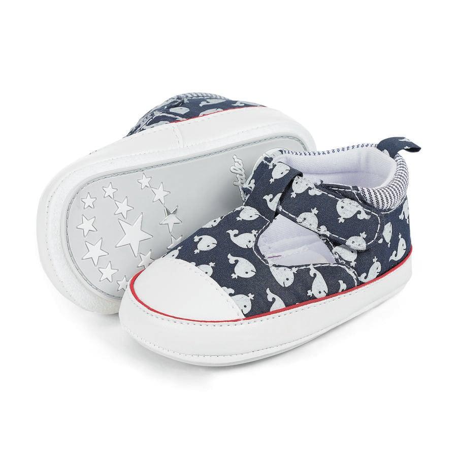 Sterntaler Boys Zapato azul marino