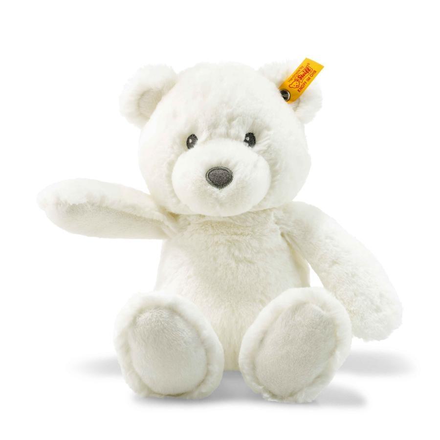 STEIFF Nalle Bearzy, 28 cm, valkoinen