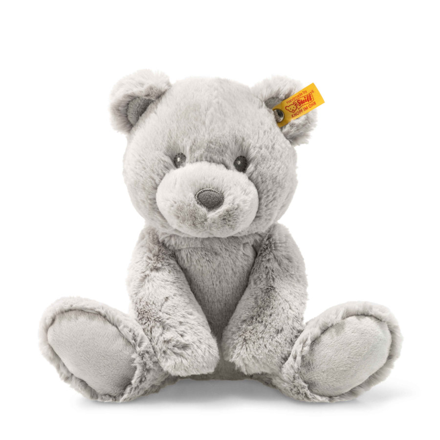 Steiff Teddybär Bearzy 28 cm grau