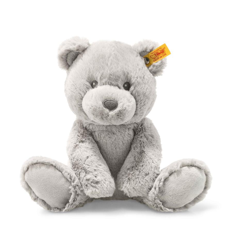 Steiff Teddybeer Bearzy 28 cm grijs
