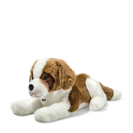 Steiff Peluche chien saint-bernard Bernhard brun/blanc 64 cm
