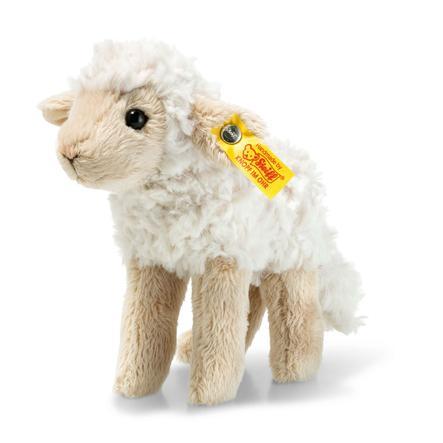 Steiff Lamb Flocky 15 cm krémová / béžová
