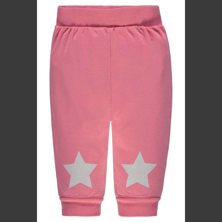 bellybutton Girls Jogginghose, rosa mit Sternchen