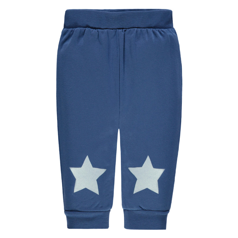 bellybutton Boys Jogginghose, blau mit Sternchen