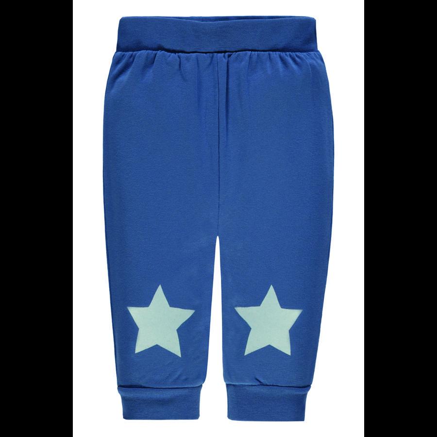 bellybutton Boys pantalones para correr, azul con estrellas
