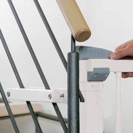 Geuther Pinces additionnelles de barrière Plus 2725ZK+ blanc