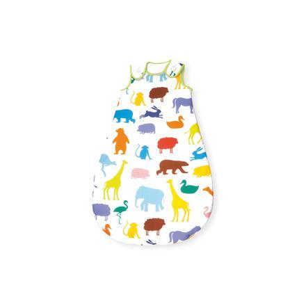 Pinolino Sommerschlafsack Happy Zoo 70 - 130 cm