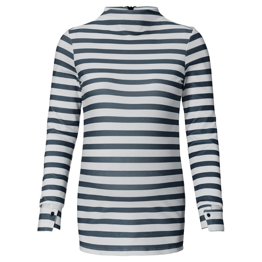 SUPERMOM Košile s dlouhým rukávem Black Striped