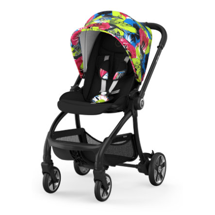 Kiddy Silla de paseo Evostar Light 1 Street Jungle