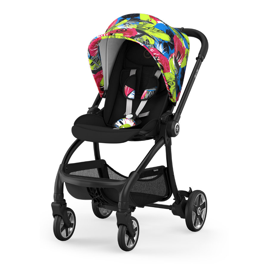 Kiddy Evostar Light 1 2018 Street Jungle