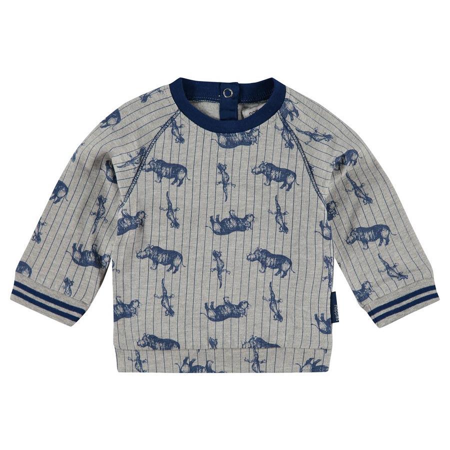 noppies Bluza bluza Leander lekki kobaltowy