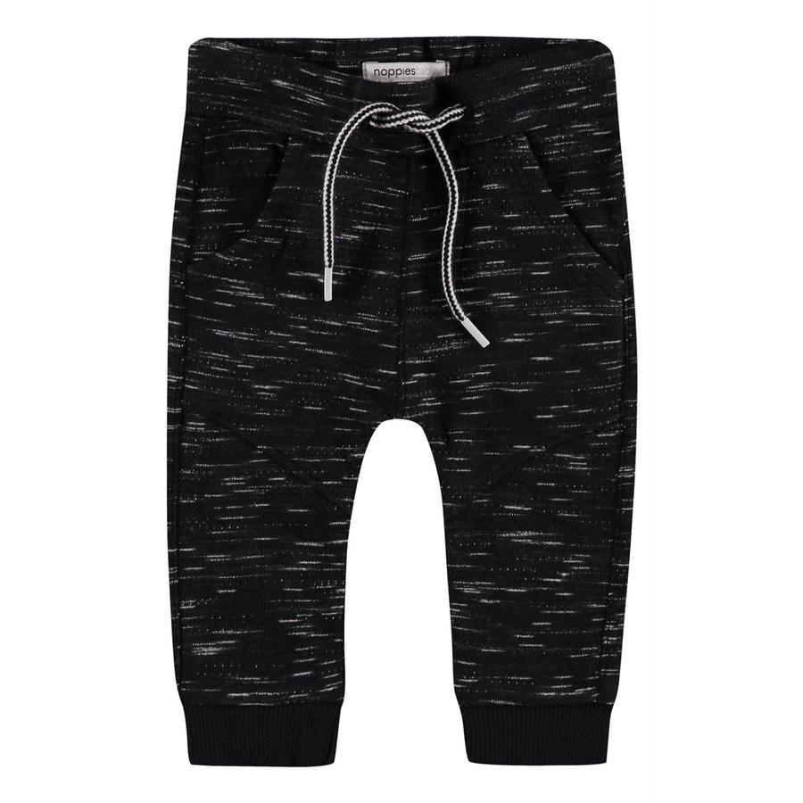 noppies Pantalones de chándal Lima Charcoal Melange