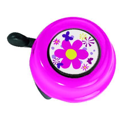 PUKY® Sonnette pour tricycle enfant G16, rose 9982