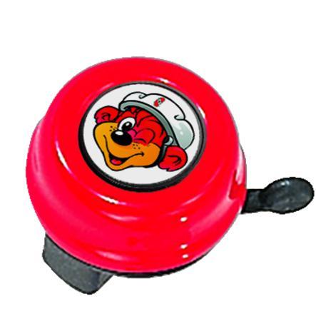 PUKY® Ringklocka G22, röd 9984