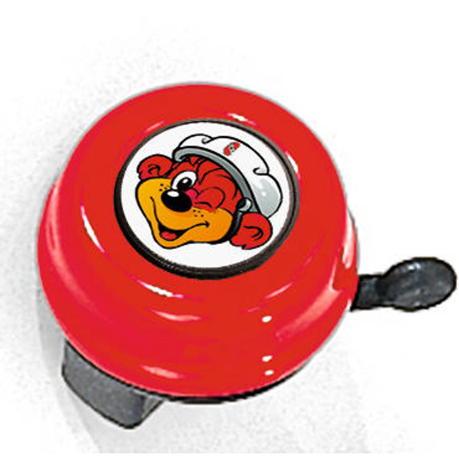 PUKY® Sicherheitsglocke G22, rot 9984