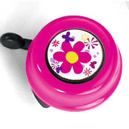 PUKY® Sonnette pour draisienne G22, rose 9985