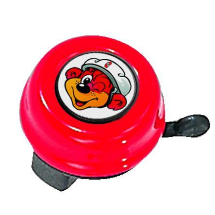 PUKY Sikkerhetsklokke G16, rød 9981