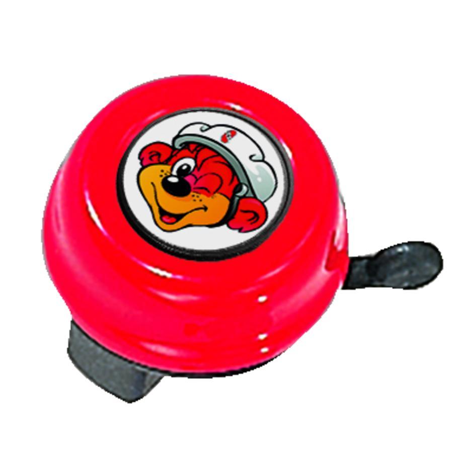 PUKY® Campanella di sicurezza G16, rosso 9981