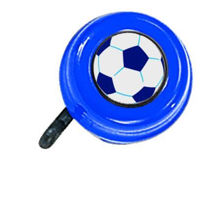 PUKY® Sonnette pour draisienne G22, bleu 9986