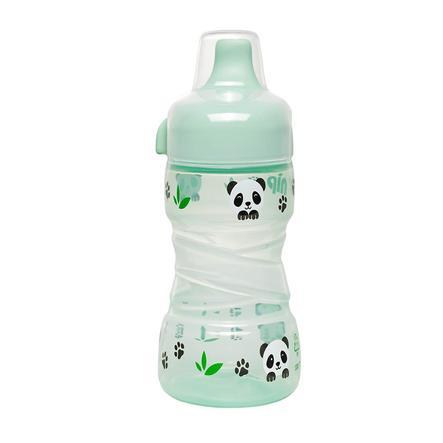nip Trainer Tasse PP avec bec buveur fixe Panda 260 ml