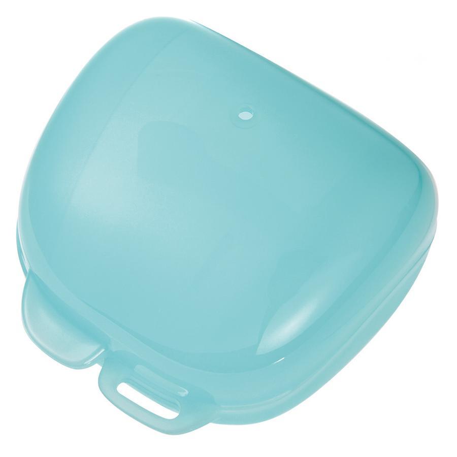 nip Boîte à sucettes bébé turquoise