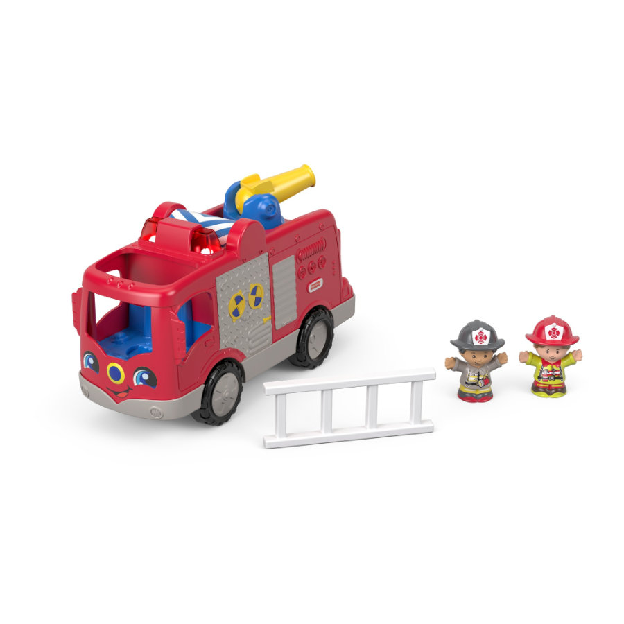 Fisher-Price Fire People brigade