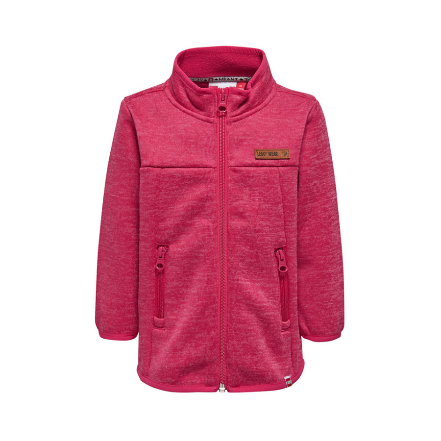 LEGO wear Fleecejacke Summer Red