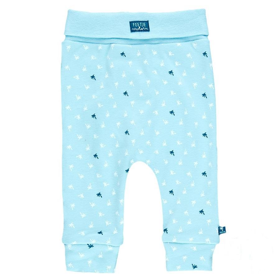 Feetje Boys Spodnie palmtree blue