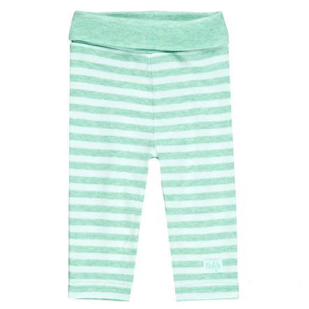 Feetje Sweathose Ringel grün