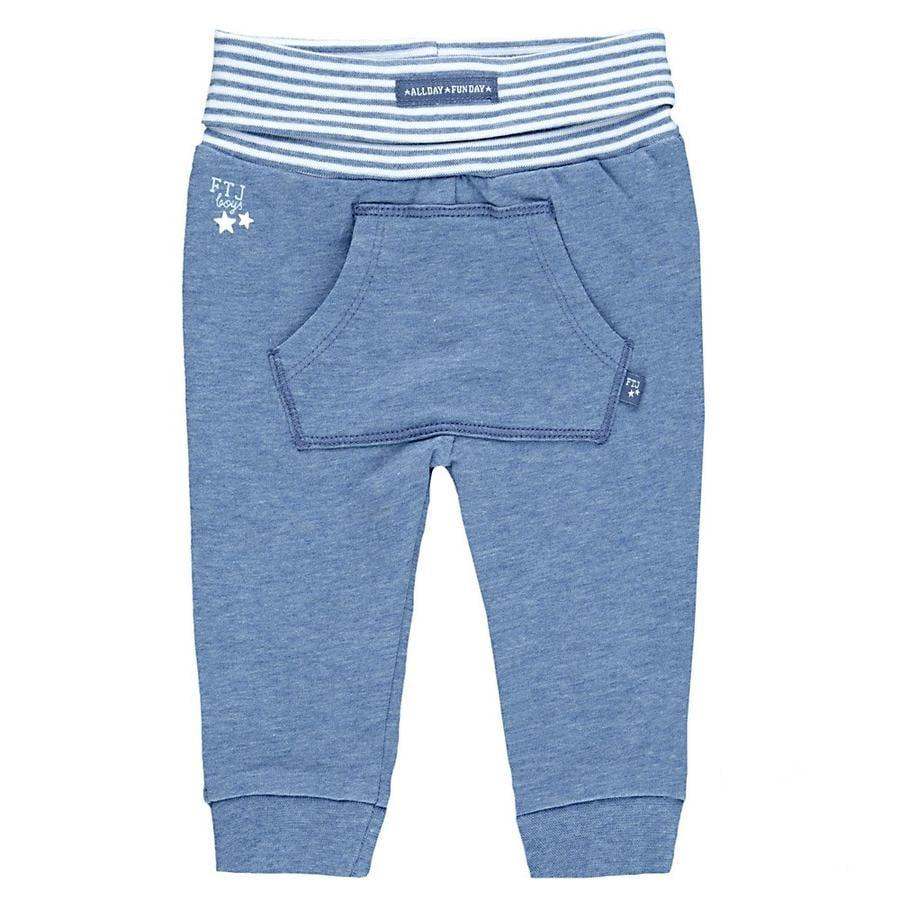 Feetje Boys Pantalon de survêtement étoile bleu