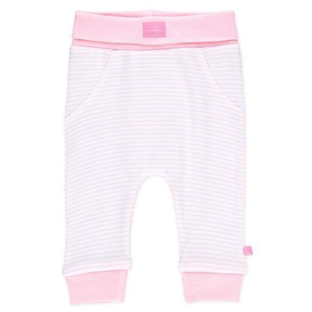 Feetje Girl s Pantalone felpa fiocchi fiocchi ringlet rosa
