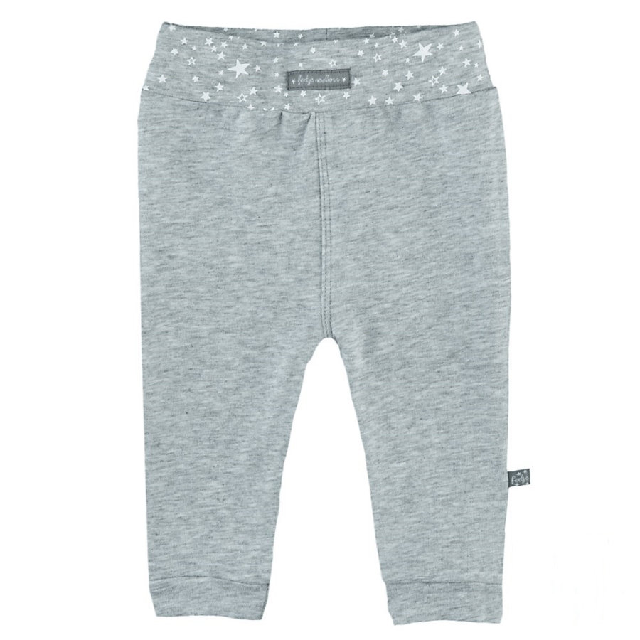 Feetje Pantaloncino pantalone felpa piccola stella grigio