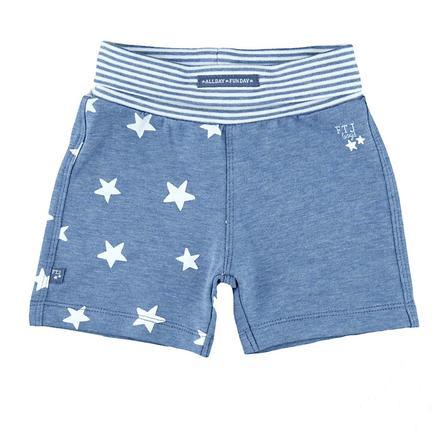 Feetje Boys Szorty short star blue melange