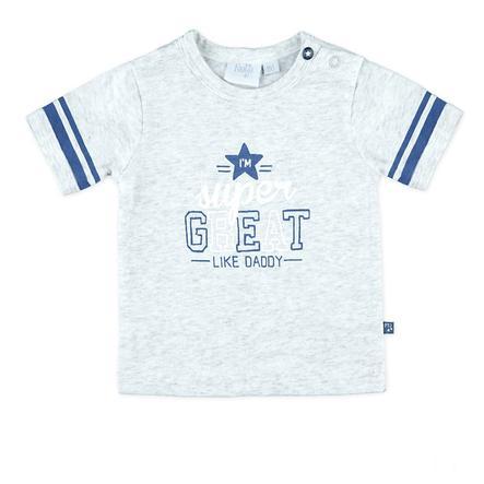Feetje Boys T-Shirt gran estrella gris