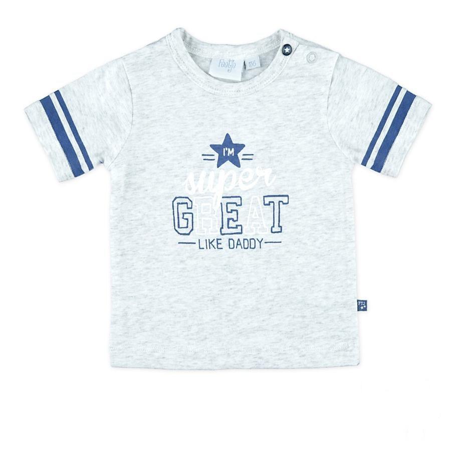 Feetje Boys T-Shirt grande étoile grise