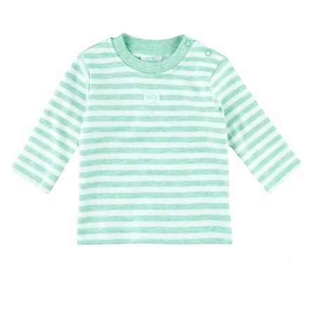 Feetje Camisa de manga larga rayas verde