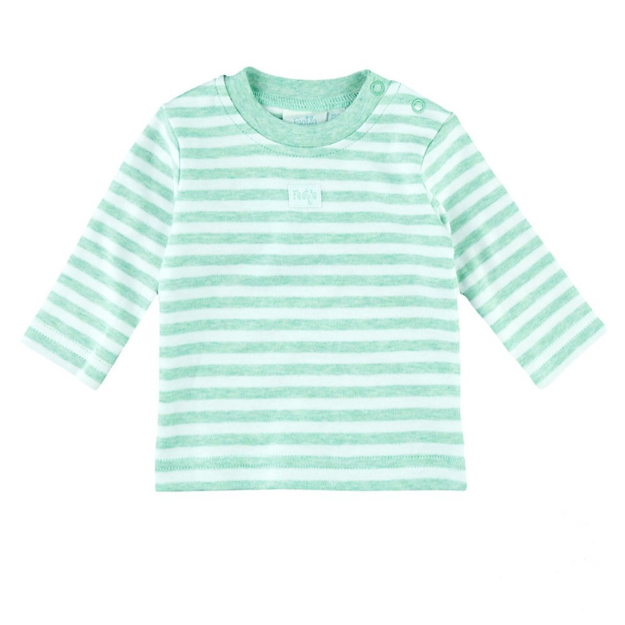 Feetje Chemise manches longues rayures vert