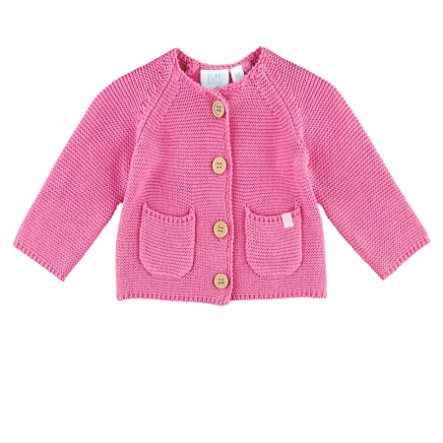 Feetje Girls Strickjacke bows rosa