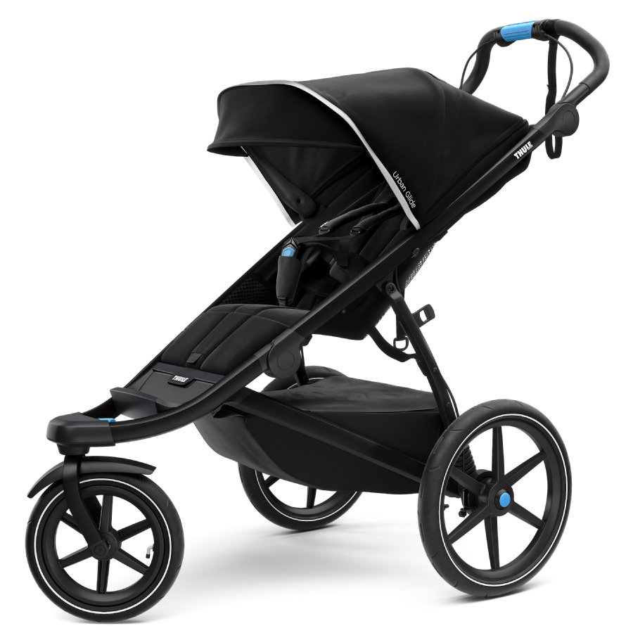 THULE Kinderwagen Urban Glide 2 Black on Black