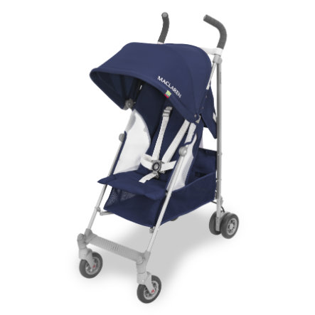 MACLAREN Buggy Globetrotter Medieval Blue/White