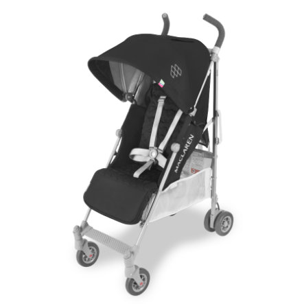 MACLAREN Wózek spacerowy Quest Black/Silver