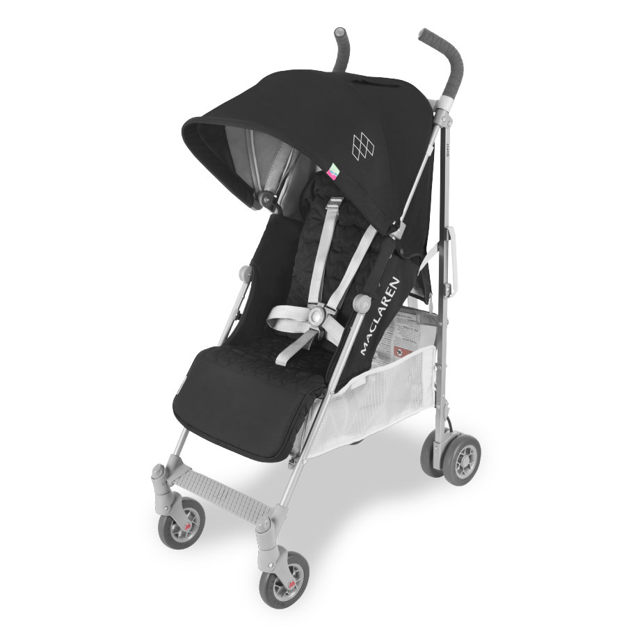 MACLAREN Buggy Quest Black/Silver