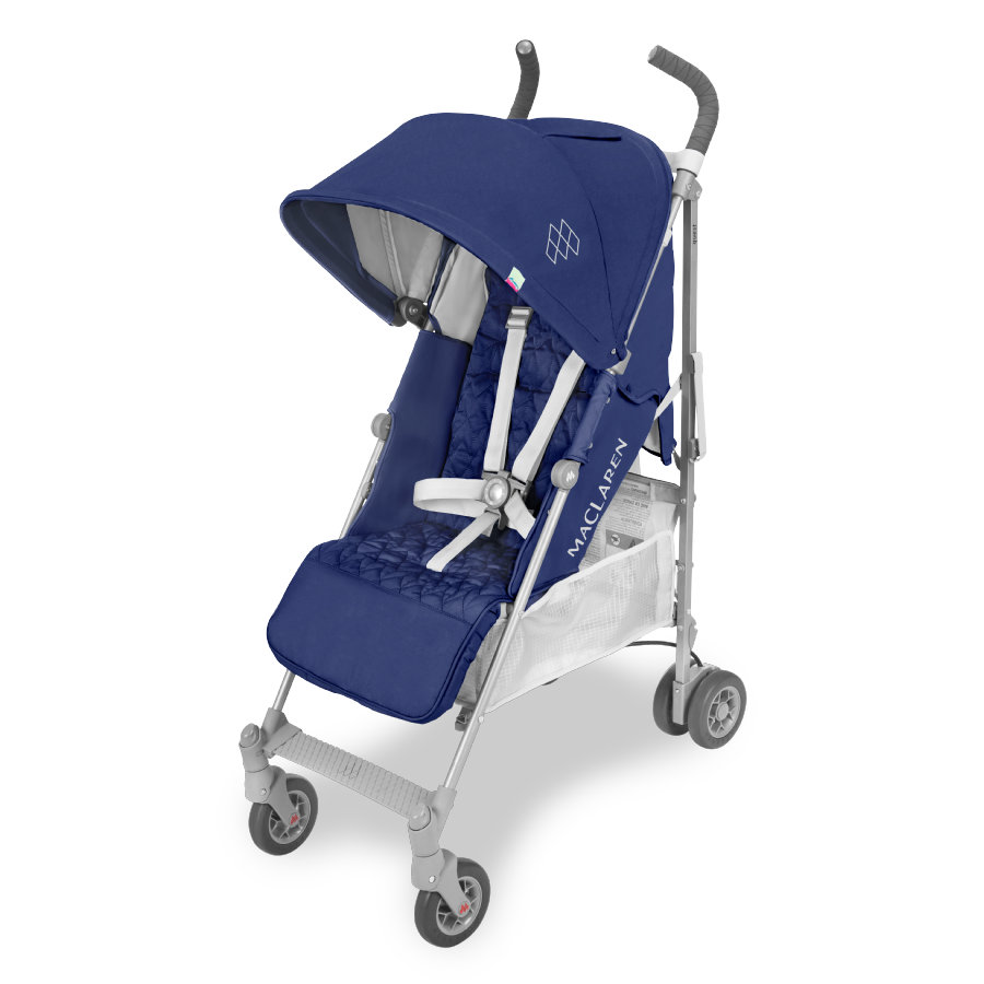 MACLAREN Buggy Quest Medieval Blue/Silver