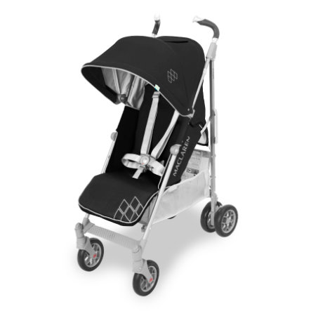 MACLAREN Rattaat Techno XT, Black/Silver