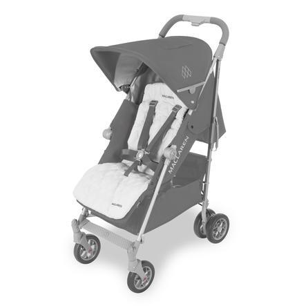 MACLAREN Techno XLR 2018 Charcoal/Silver